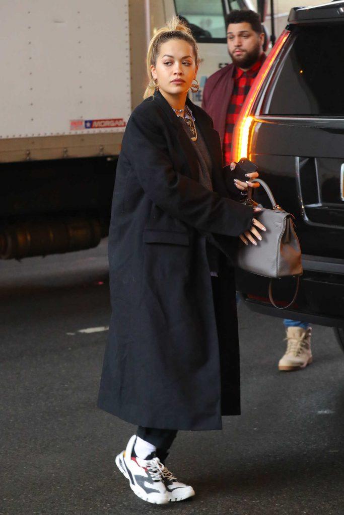Rita Ora Goes Shopping with Andrew Watt in NYC-3