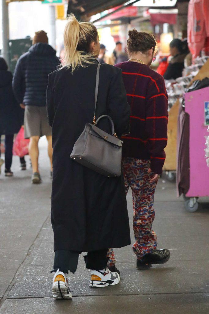 Rita Ora Goes Shopping with Andrew Watt in NYC-5