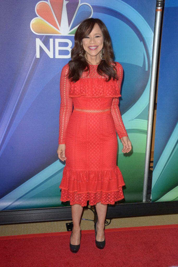 Rosie Perez at 2018 NBC NY Midseason Press Junket in New York-1