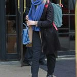 Saoirse Ronan Checks Out of the Bowery Hotel in New York City