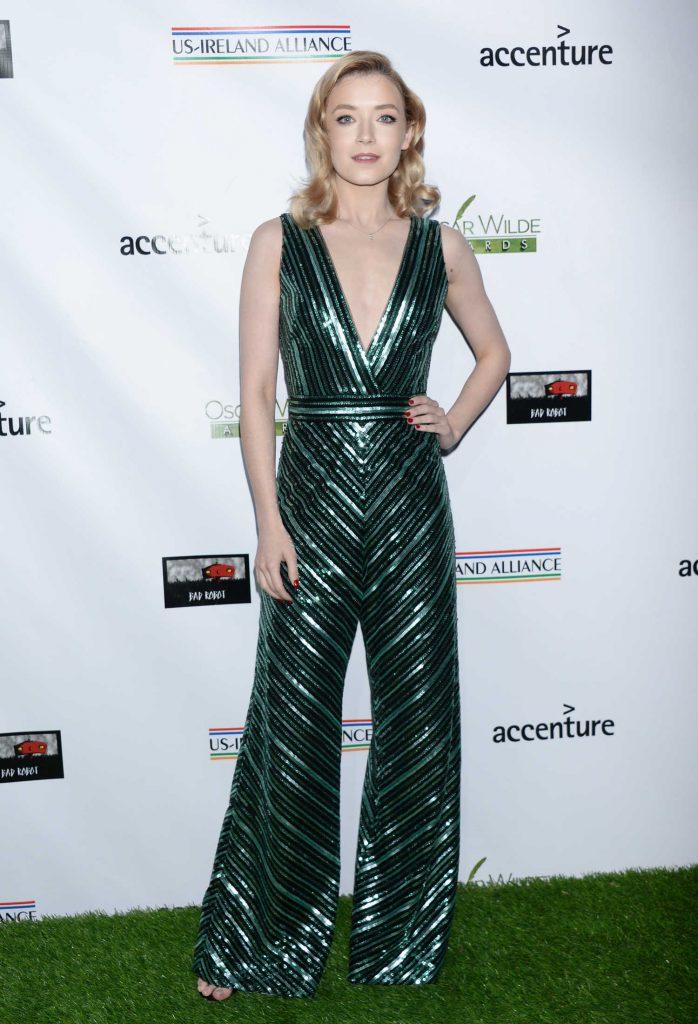 Sarah Bolger at Oscar Wilde Awards in Santa Monica-1