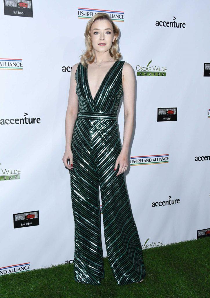 Sarah Bolger at Oscar Wilde Awards in Santa Monica-2