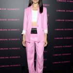 Shanina Shaik at the Lorraine Schwartz Eye Bangles Collection Launch at Delilah in West Hollywood
