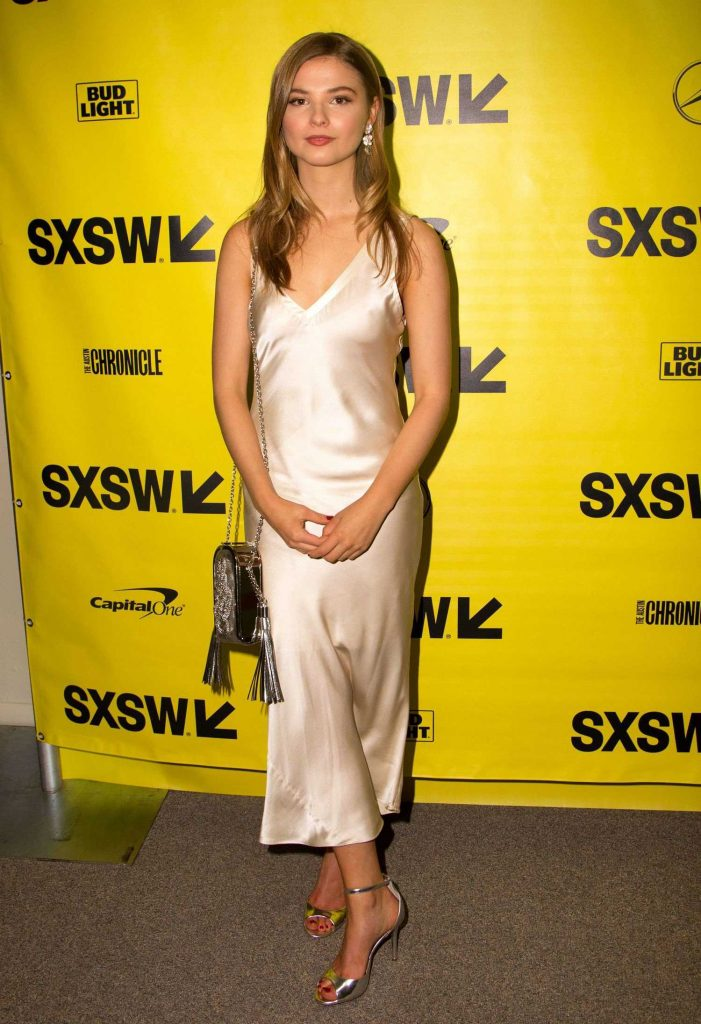 Stefanie Scott at the First Light Premiere During 2018 SXSW Festivals in Austin-1