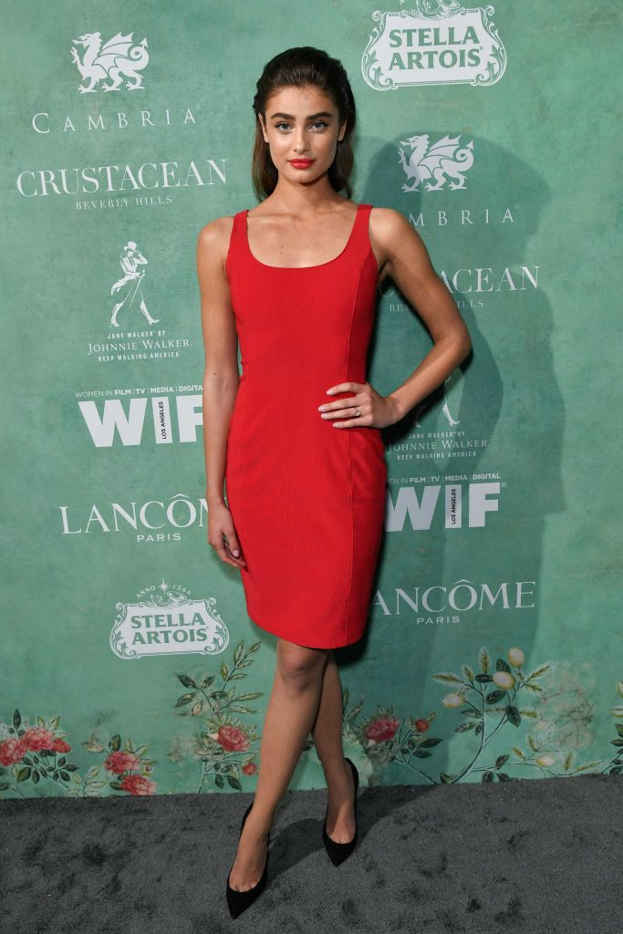 Taylor Hill at the 11th Annual Women in Film Pre-Oscar Cocktail Party in Beverly Hills-1