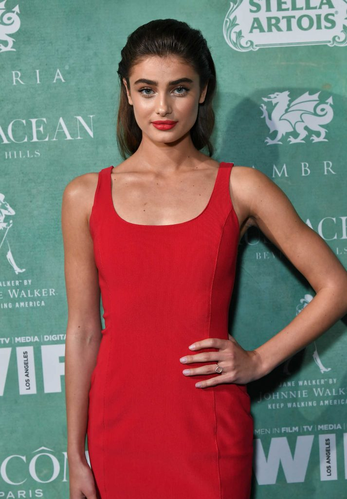 Taylor Hill at the 11th Annual Women in Film Pre-Oscar Cocktail Party in Beverly Hills-2