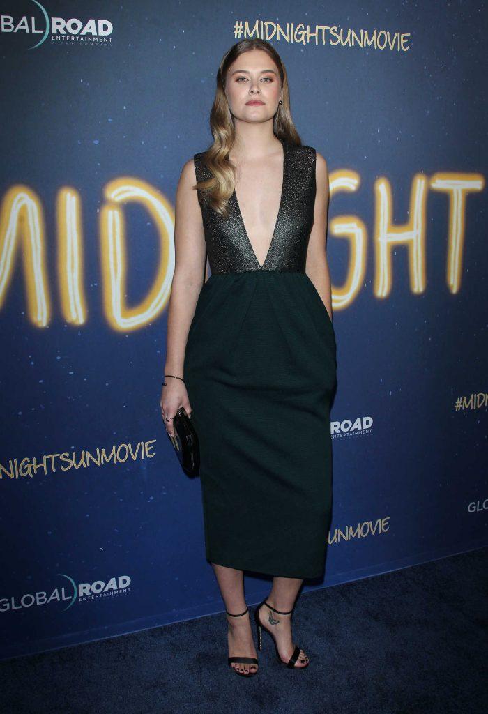 Tiera Skovbye at the Midnight Sun Premiere in Los Angeles-1