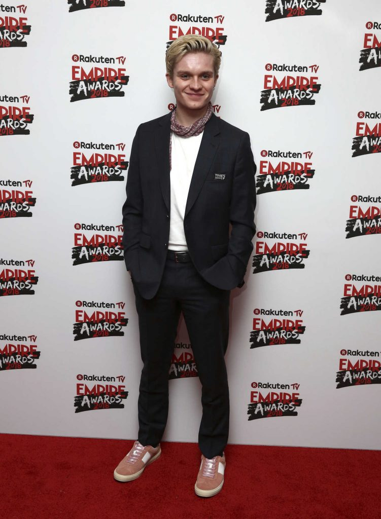 Tom Glynn-Carney at The Empire Film Awards in London-1