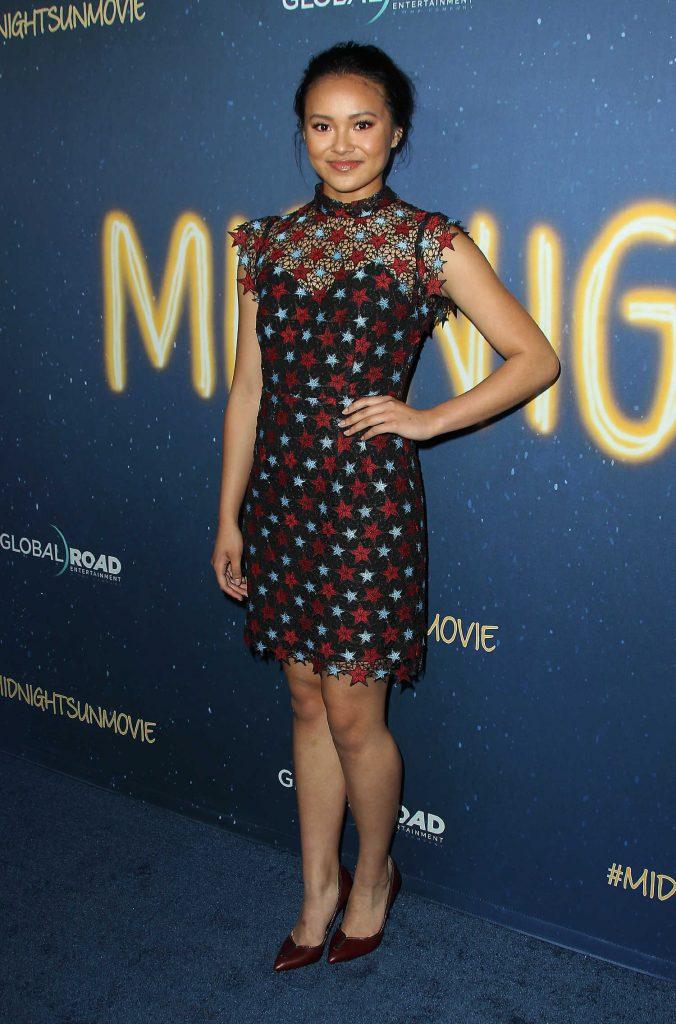 Ysa Penarejo at the Midnight Sun Premiere in Los Angeles-1