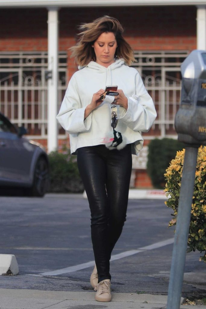 Ashley Tisdale Was Spotted Out in LA-3