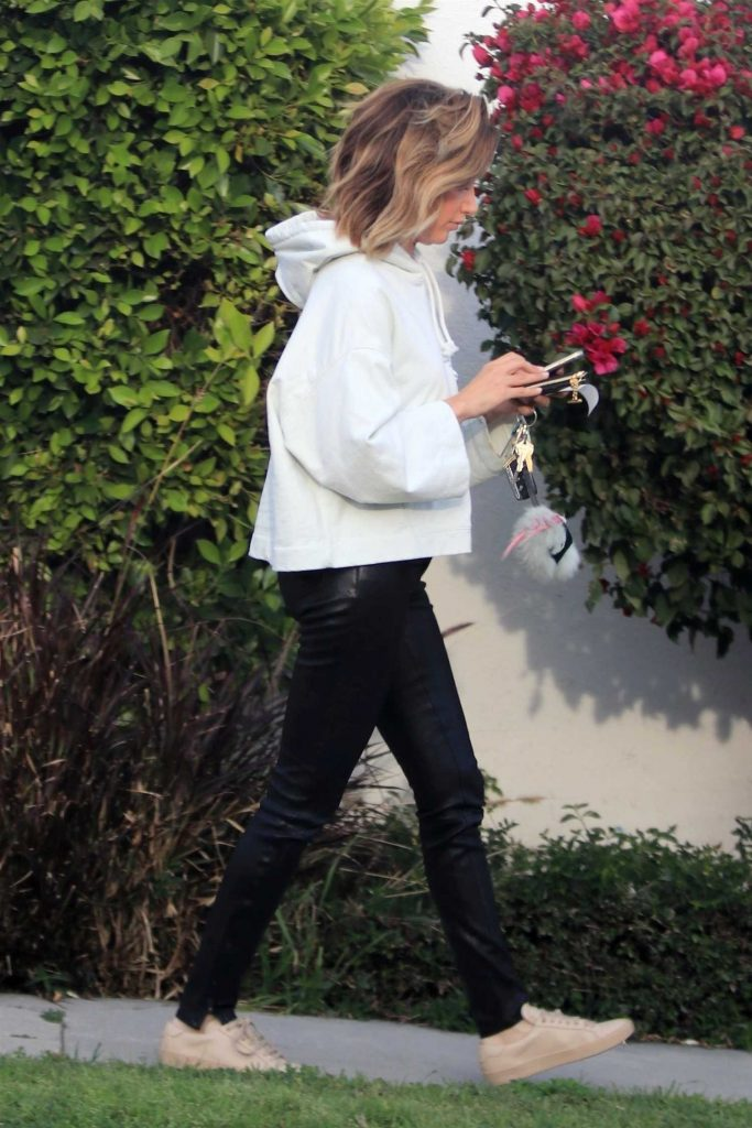 Ashley Tisdale Was Spotted Out in LA-4