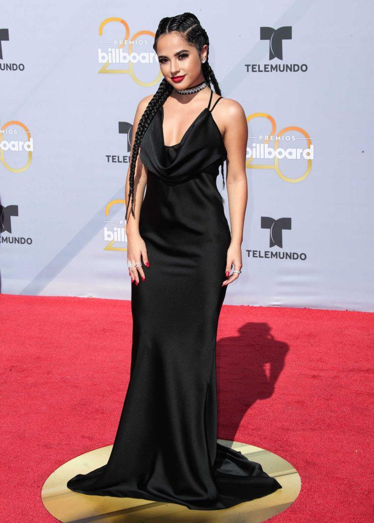 Becky G at Billboard Latin Music Awards in Las Vegas-1