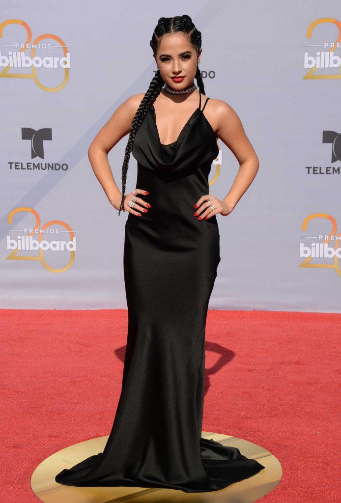 Becky G at Billboard Latin Music Awards in Las Vegas-2
