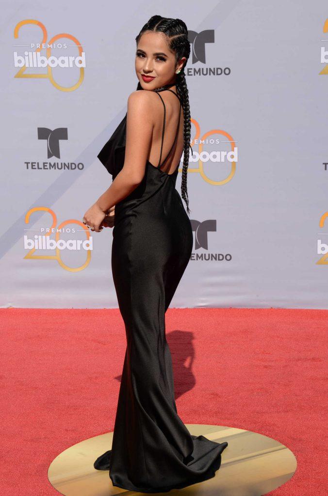 Becky G at Billboard Latin Music Awards in Las Vegas-3