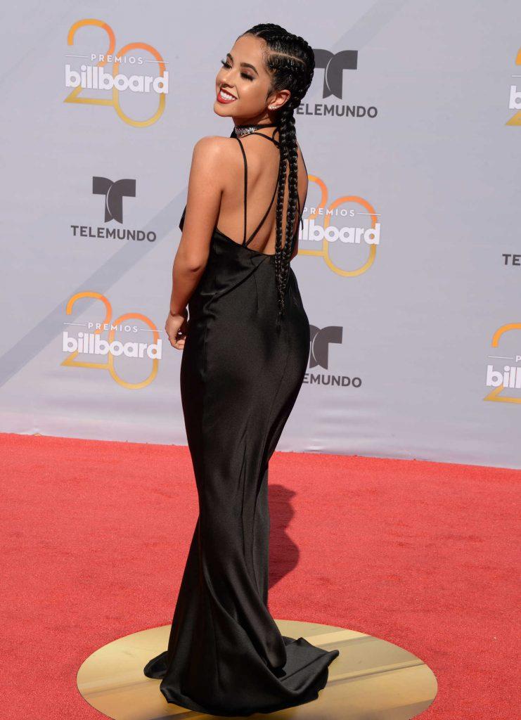 Becky G at Billboard Latin Music Awards in Las Vegas-4