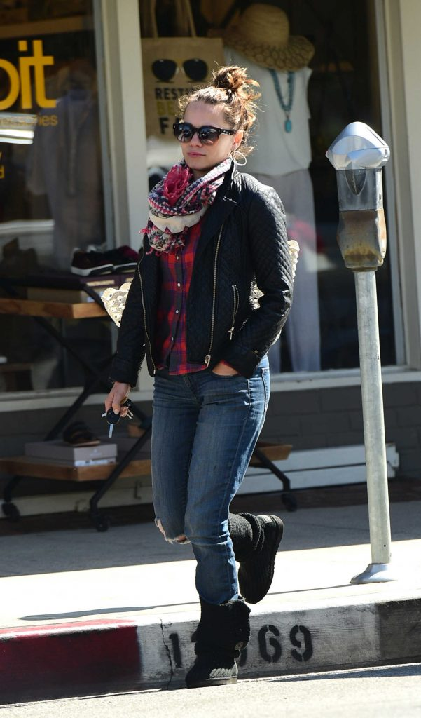 Bethany Joy Lenz Was Seen Out in Los Angeles-1