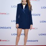 Blake Lively at the Lionsgate Presentation During the CinemaCon in Las Vegas