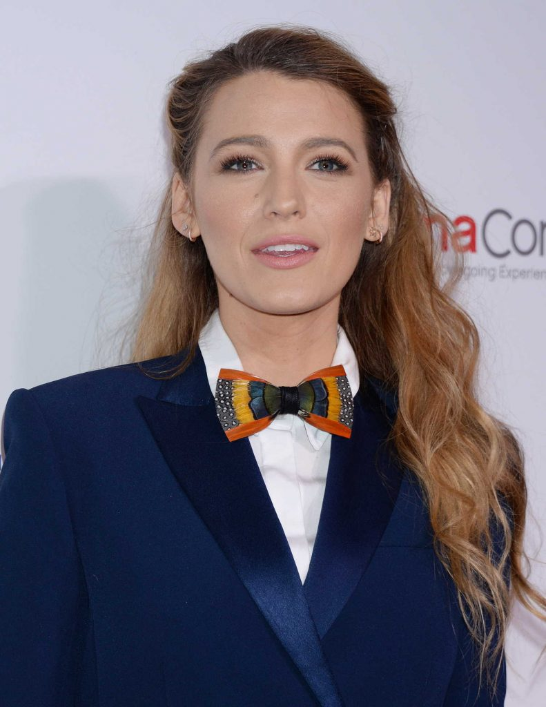 Blake Lively at the Lionsgate Presentation During the CinemaCon in Las Vegas-5