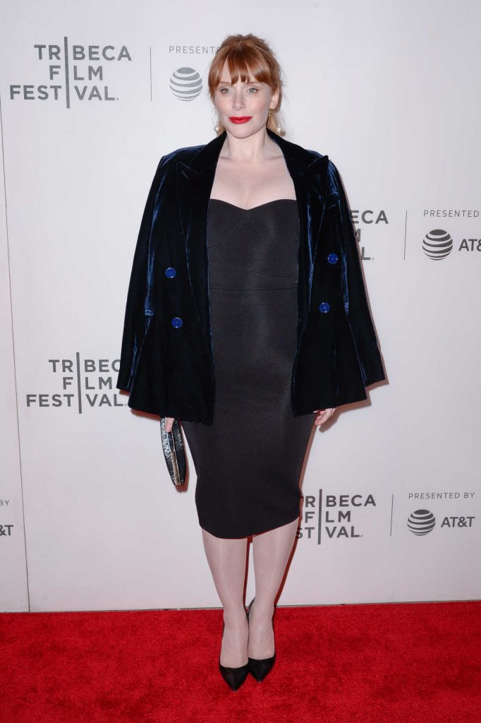 Bryce Dallas Howard at the Genius: Picasso Screening During the Tribeca Film Festival in New York-1