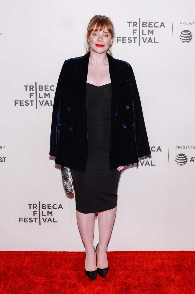 Bryce Dallas Howard at the Genius: Picasso Screening During the Tribeca Film Festival in New York-2