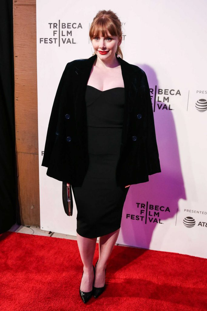 Bryce Dallas Howard at the Genius: Picasso Screening During the Tribeca Film Festival in New York-3