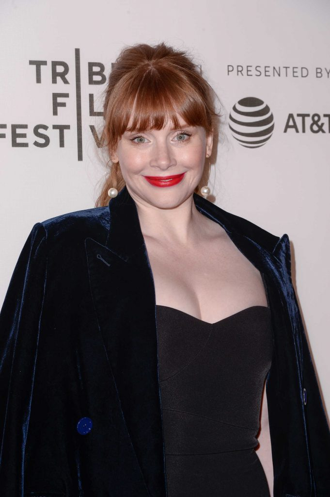 Bryce Dallas Howard at the Genius: Picasso Screening During the Tribeca Film Festival in New York-5