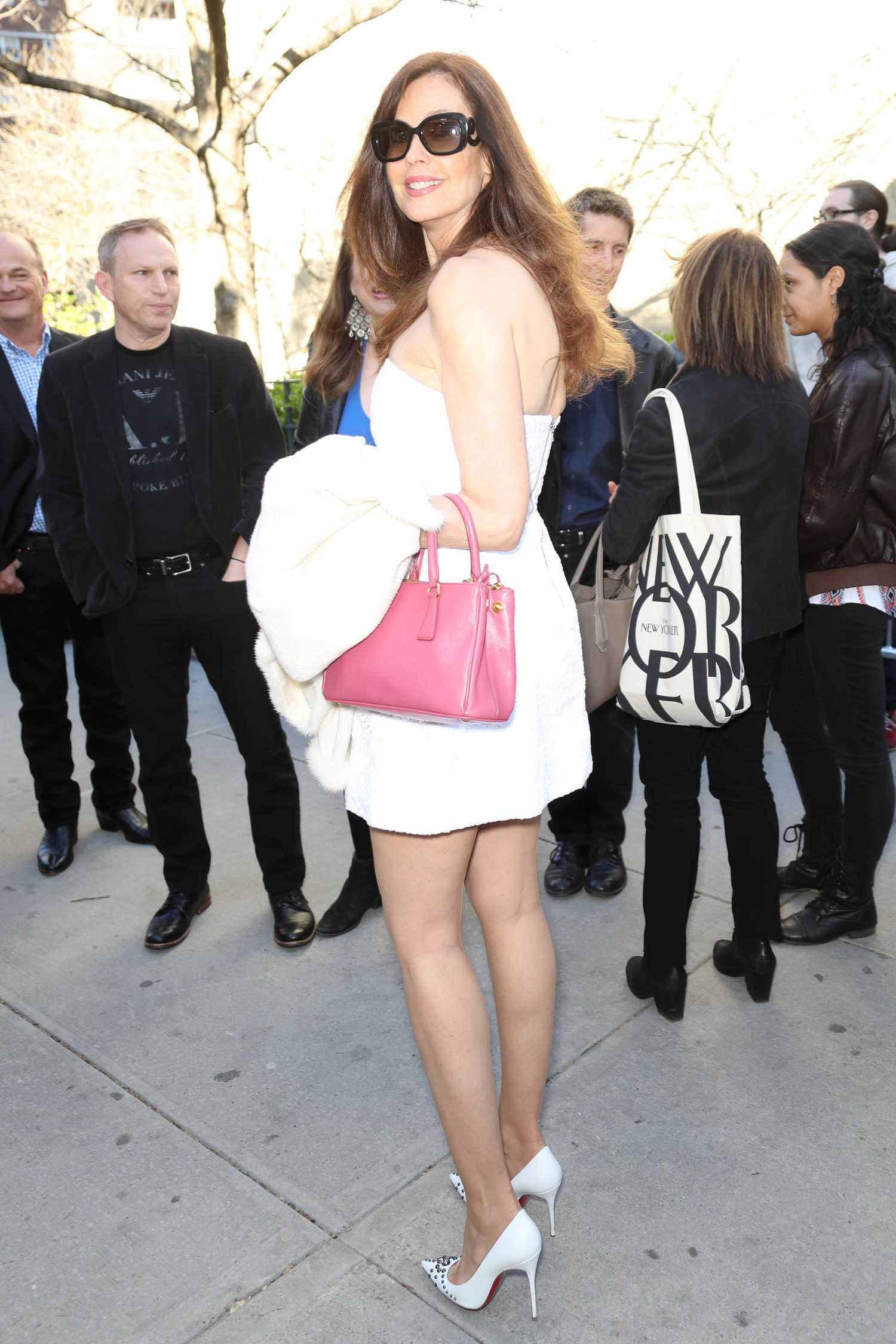 Carol Alt At To Dust Premiere During The Tribeca Film