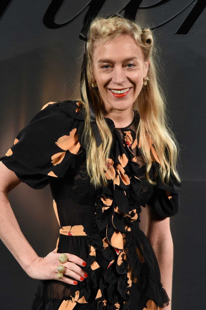 Chloe Sevigny at the Cartier's Bold and Fearless Celebration in San Francisco-3