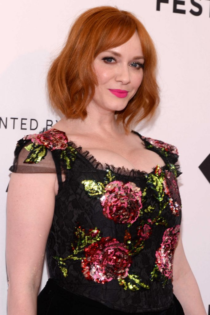 Christina Hendricks at the Egg Screening During the Tribeca Film Festival in New York-4