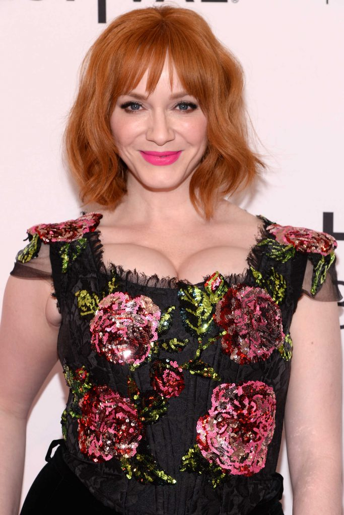 Christina Hendricks at the Egg Screening During the Tribeca Film Festival in New York-5