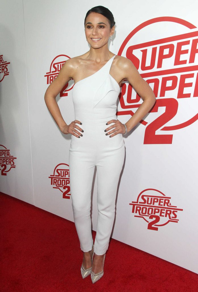 Emmanuelle Chriqui at the Super Troopers 2 Premiere at The Arclight in Hollywood-1