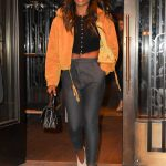 Gabrielle Union Leaves Her Hotel in New York City