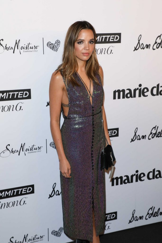 Georgie Flores at the 5th Annual Marie Claire Fresh Faces Party in Los Angeles-2