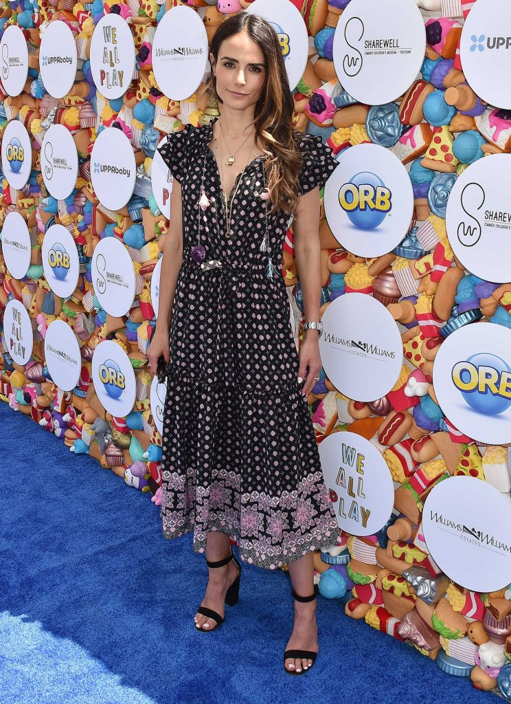 Jordana Brewster at Zimmer Children's Museum's 3th Annual WE ALL PLAY FUNdraiser in Santa Monica-1