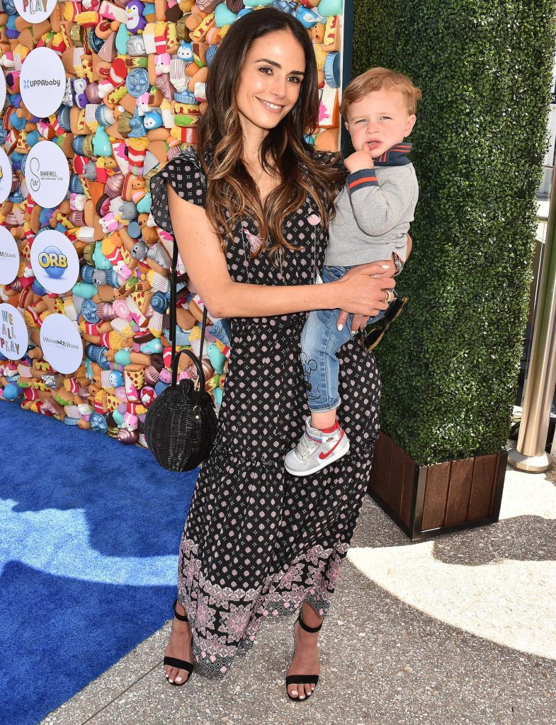 Jordana Brewster at Zimmer Children's Museum's 3th Annual WE ALL PLAY FUNdraiser in Santa Monica-2