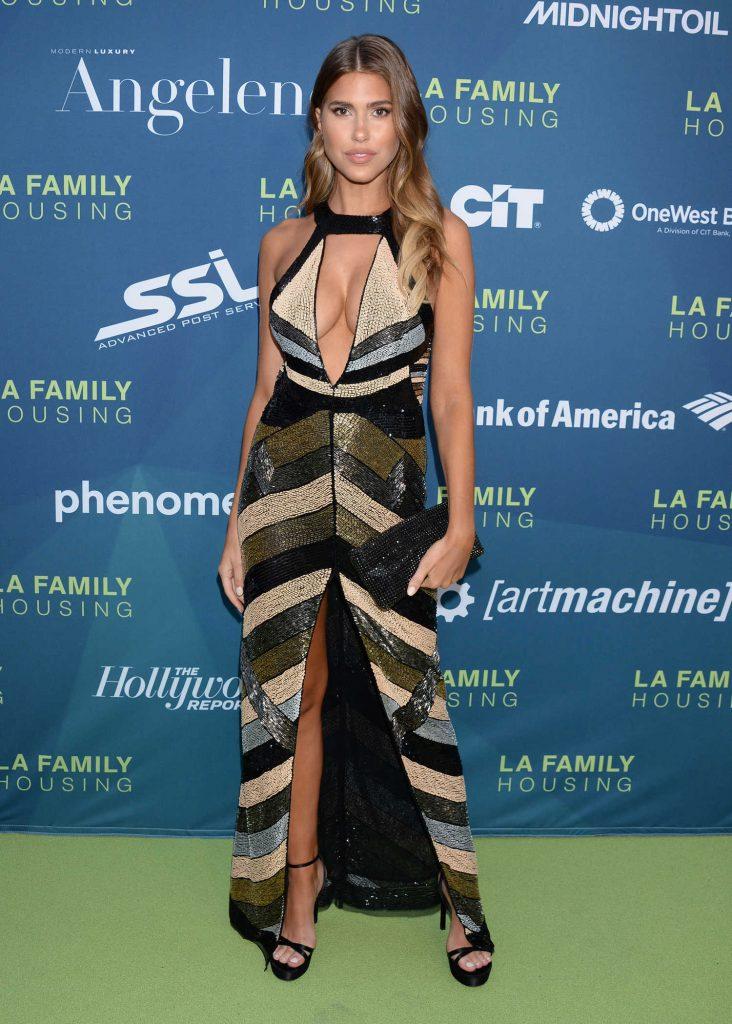 Kara Del Toro at LA Family Housing Awards in West Hollywood-1