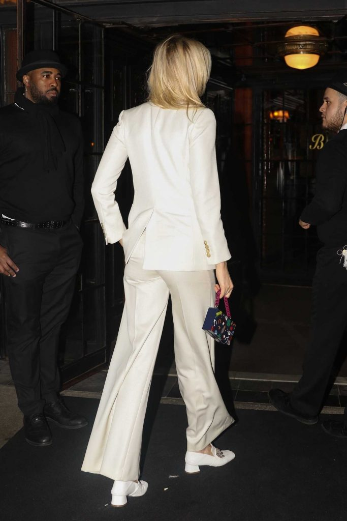 Karlie Kloss Leaves The Bowery Hotel in Tribeca NYC-5