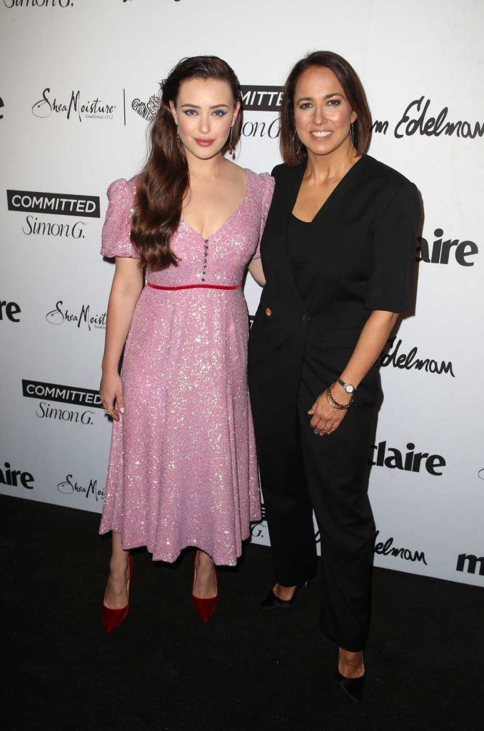 Katherine Langford at the 5th Annual Marie Claire Fresh Faces Party in Los Angeles-4