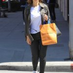 Maria Menounos Goes Shopping in Beverly Hills