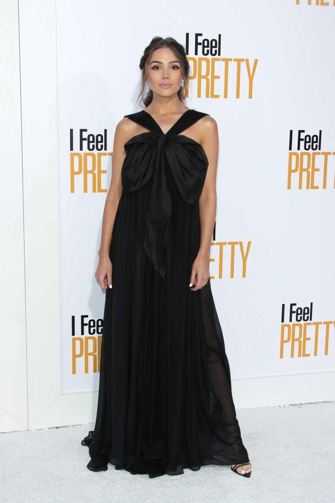 Olivia Culpo at I Feel Pretty Premiere in Los Angeles-1