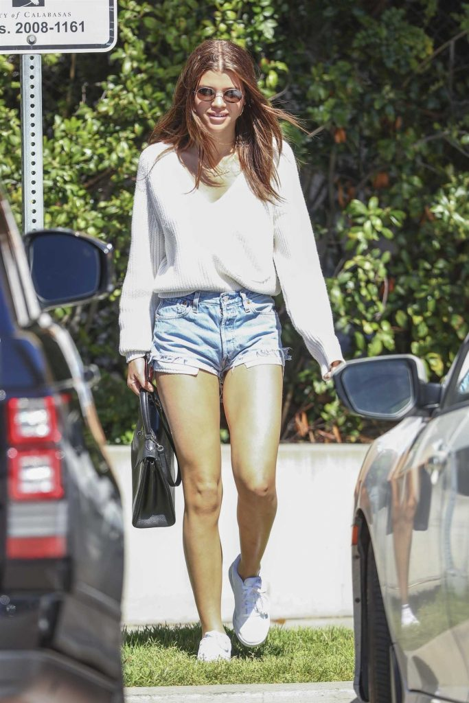 Sofia Richie Was Seen Out in Calabasas-1