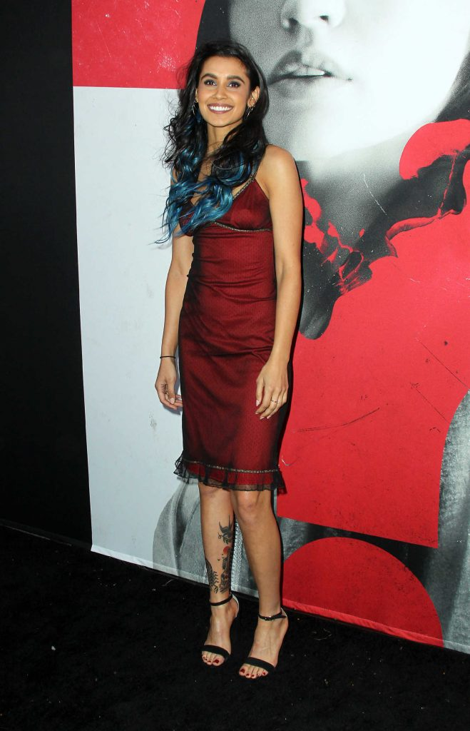Sophia Ali at the Truth or Dare Premiere in Hollywood-3