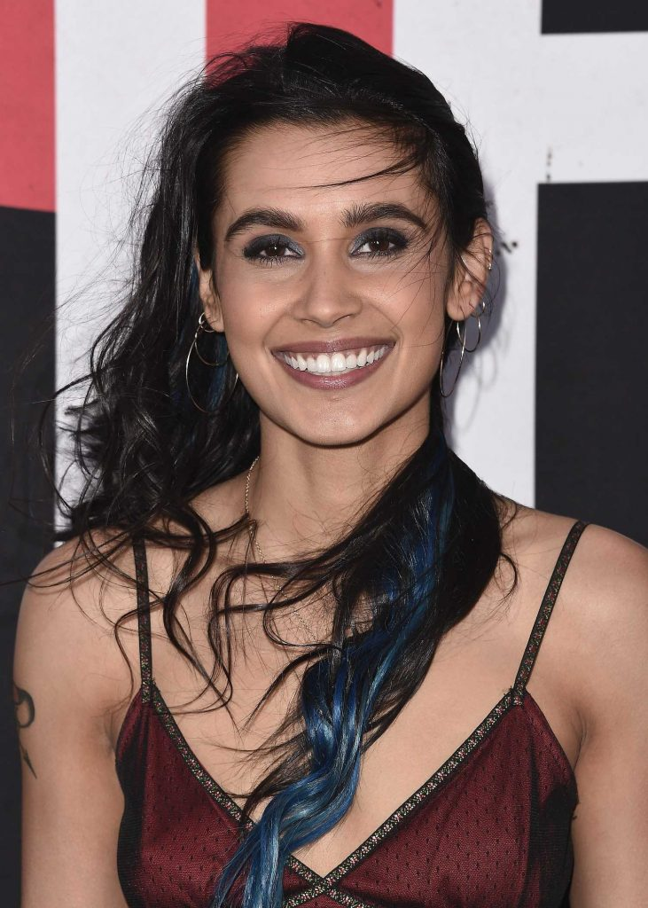 Sophia Ali at the Truth or Dare Premiere in Hollywood-5