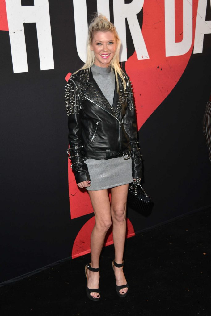 Tara Reid at the Truth or Dare Premiere in Hollywood-2