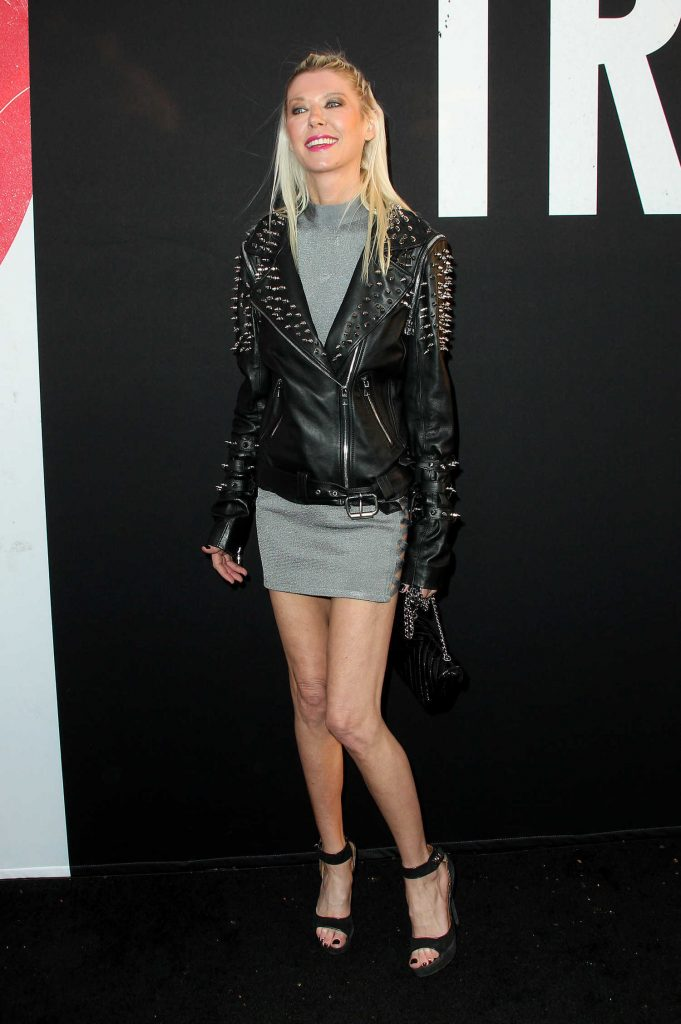 Tara Reid at the Truth or Dare Premiere in Hollywood-3