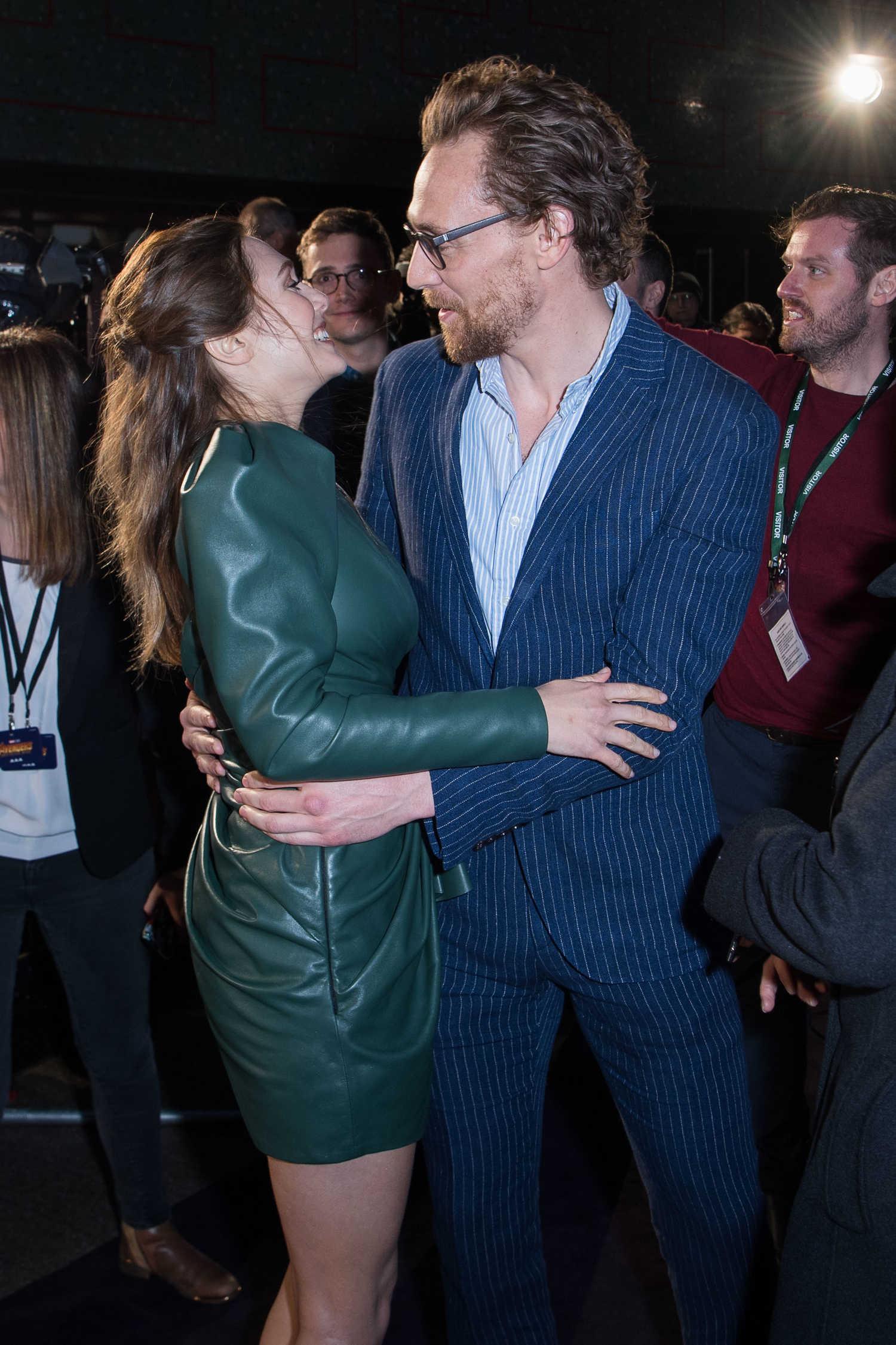 Tom Hiddleston at Aven... Josh Duhamel