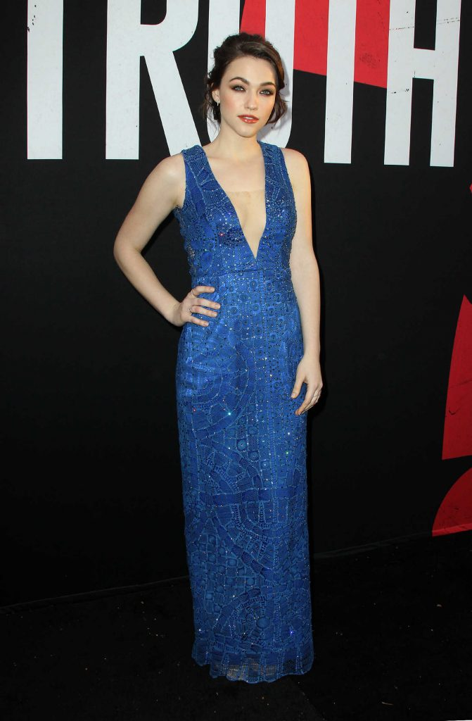 Violett Beane at the Truth or Dare Premiere in Hollywood-3