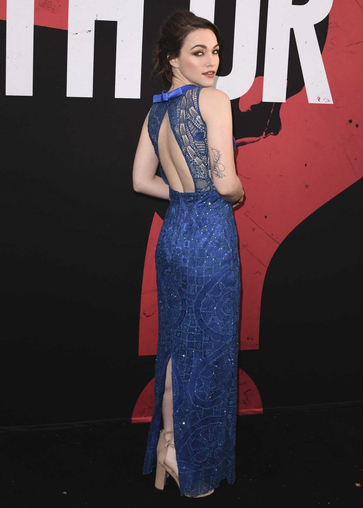 Violett Beane at the Truth or Dare Premiere in Hollywood-4
