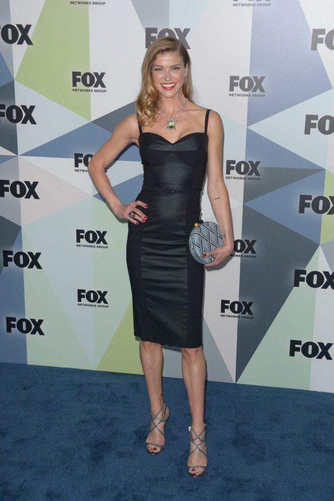 Adrianne Palicki at 2018 Fox Network Upfront at Wollman Rink at Central Park in NYC-1