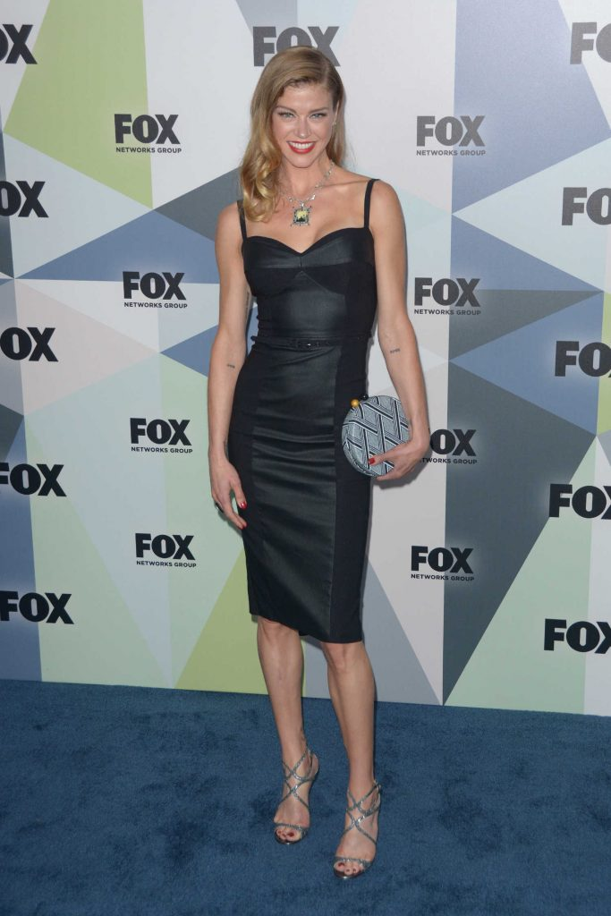 Adrianne Palicki at 2018 Fox Network Upfront at Wollman Rink at Central Park in NYC-2